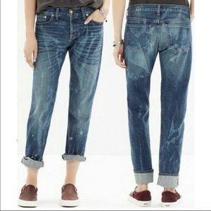 Madewell Rivet & Thread Heritage Jeans 27